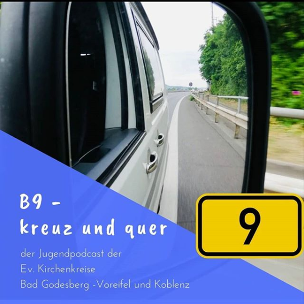 """Podcast """"B9 – kreuz und quer"""""""
